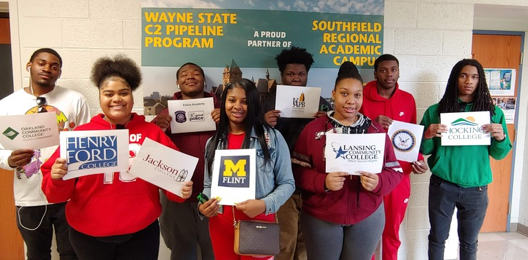 Southfield Regional Academic Campus Decision Day