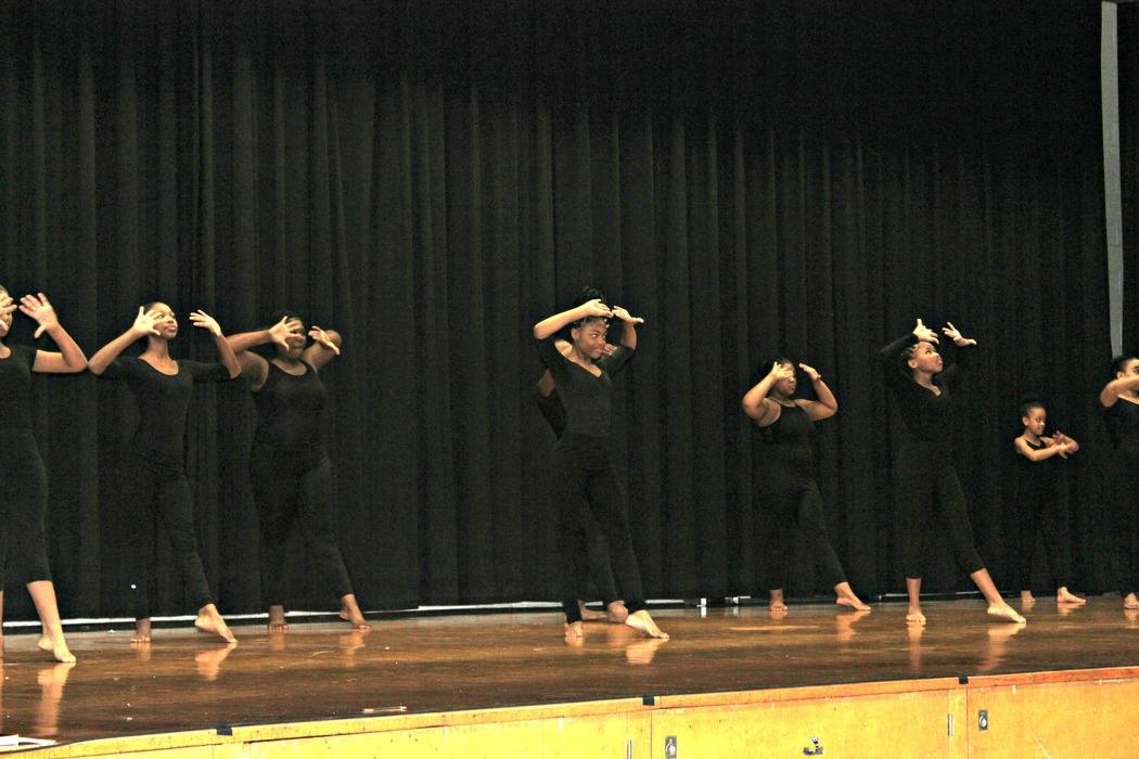Grandparents Day - Dance Performance