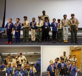 Congratulations to Cub Scout Pack #1672 for receiving the 2016 Dr. Martin Luther King Annual Youth Community Service Award for their outstanding service and commitment to the Southfield community.