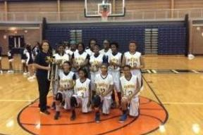 Congratulations to the MacArthur (7/8) Girls Basketball Team for winning the Southfield Basketball League Championship.