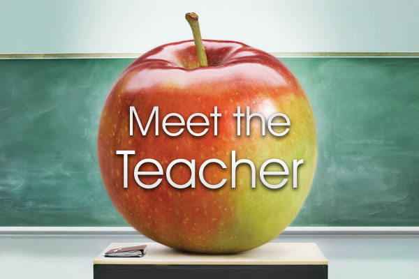 Meet the Teacher Logo