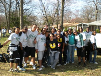 williams park cleanup